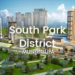 South Park District Muntinlupa