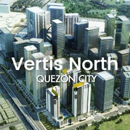 Vertis North Quezon City